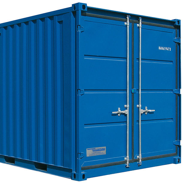 RAHMER Mietservice Container