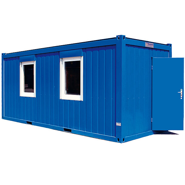 Rahmer Mietservice Bürocontainer
